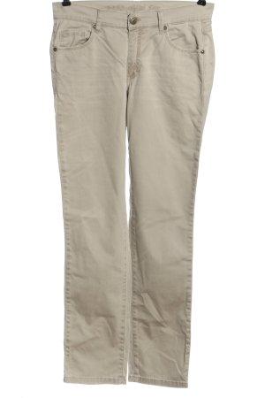 Angels Jeans taille basse gris clair style décontracté