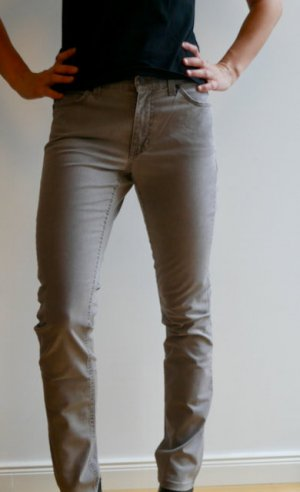 Angels Straight Leg Jeans grey-dark grey cotton