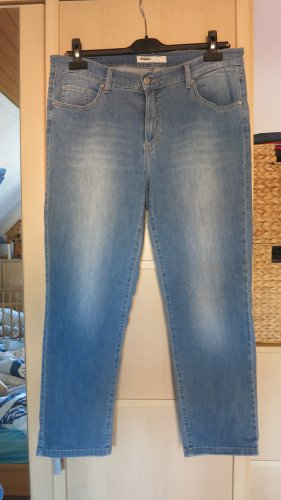 Angels 7/8 Length Jeans cornflower blue