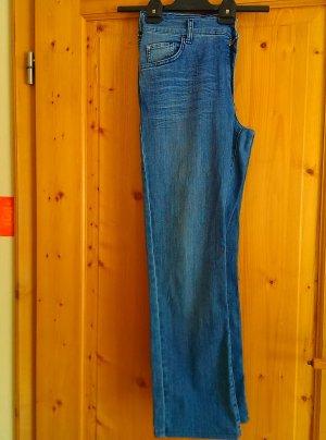 Angels Jeans boyfriend bleu acier