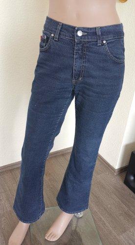 ANGELS Jeans Hose Modell LUCI 9029 dunkelblau Gr. 38
