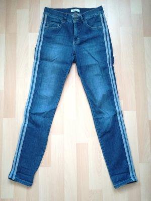Angels Jeans mit Galonstreifen