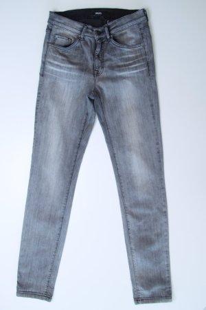 Angels Jeans skinny gris clair
