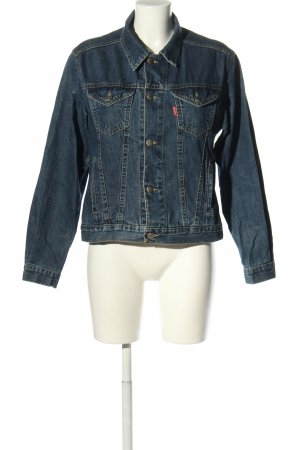 Angels Jeansjacke blau Casual-Look