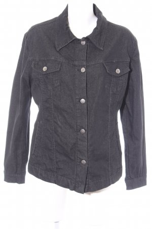 Angels Denim Jacket anthracite