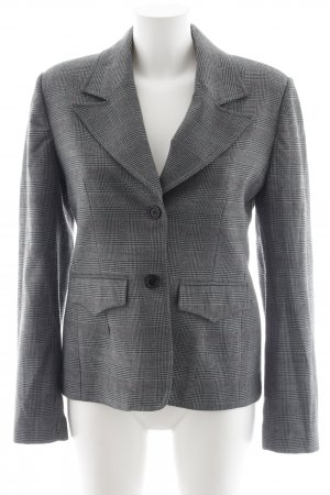 Angels Kurz-Blazer Hahnentrittmuster Business-Look