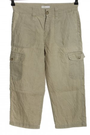Angels Leinenhose hellgrau Casual-Look