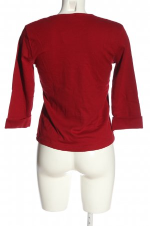 Angels Longsleeve red casual look