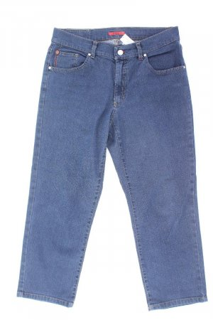 Angels Mom-Jeans blue-neon blue-dark blue-azure