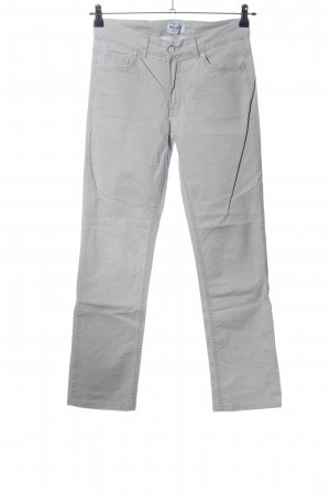 Angels Drainpipe Trousers light grey casual look