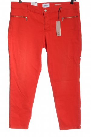 Angels Jeans a sigaretta rosso elegante