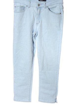 Angels Jeans a sigaretta blu stile casual