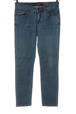 Angels Jeans skinny bleu style décontracté