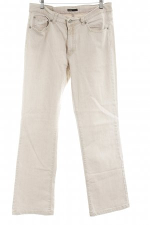 Angels Slim Jeans creme Casual-Look