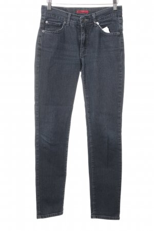 Angels Slim jeans donkerblauw casual uitstraling