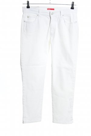 Angels Slim Jeans white casual look