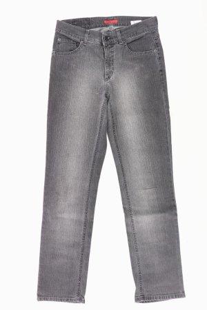 Angels Straight Jeans Größe 36 grau aus Baumwolle