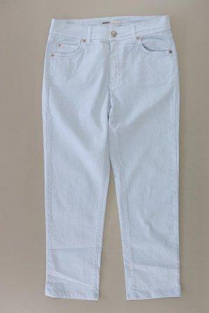 Angels Jeansy z prostymi nogawkami Bawełna