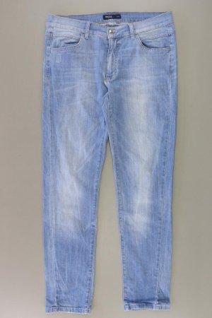 Angels Straight Jeans Größe 42 blau aus Baumwolle