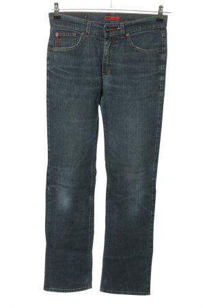 Angels Straight Leg Jeans blue casual look