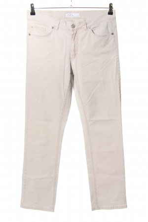 Angels Straight Leg Jeans natural white casual look