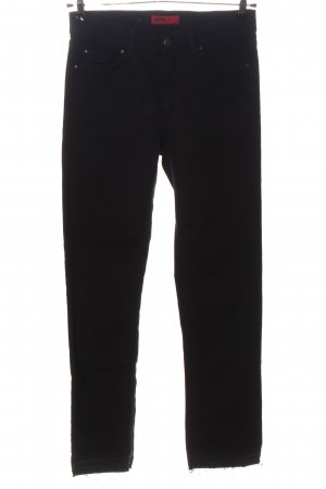 Angels Straight Leg Jeans black casual look