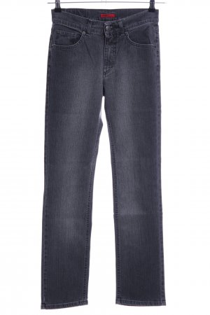 Angels Straight-Leg Jeans hellgrau Casual-Look