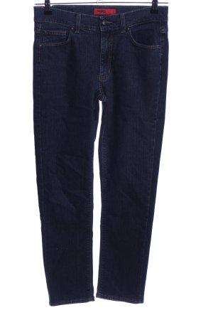 Angels Jeans met rechte pijpen blauw casual uitstraling