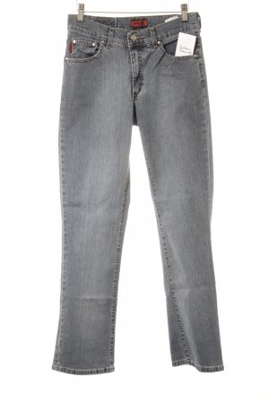 Angels Straight-Leg Jeans blau Casual-Look