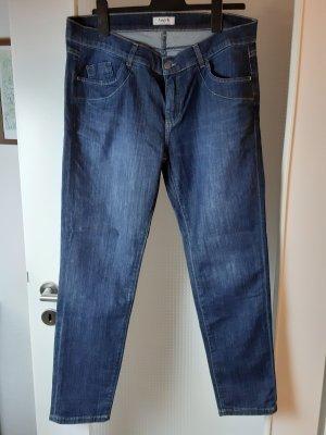 Angels Straight- Leg Jeans blau Causal-Look