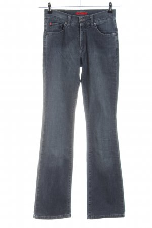 Angels Straight-Leg Jeans hellgrau Casual-Look
