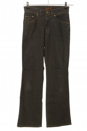 Angels Straight Leg Jeans brown casual look