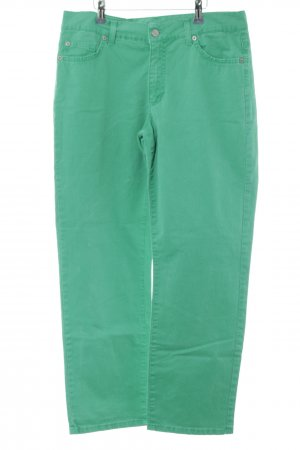 Angels Straight Leg Jeans turquoise-green jeans look
