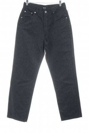 Angels Straight-Leg Jeans dunkelgrau Casual-Look