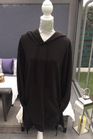 H&M Divided Lange jumper zwart-antraciet