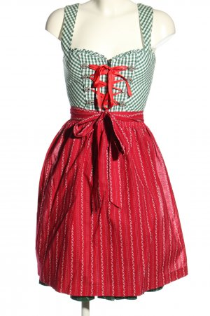 Angermaier Dirndl check pattern classic style