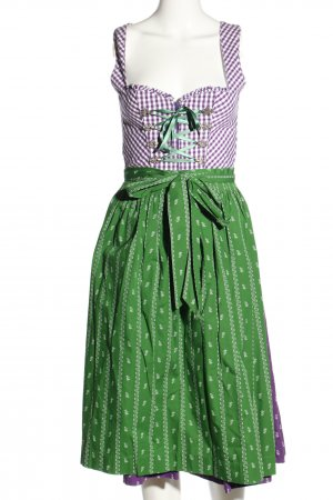 Angermaier Dirndl graphic pattern classic style