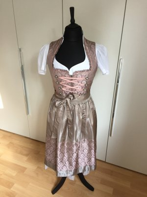 Angermaier Dirndl multicolored mixture fibre