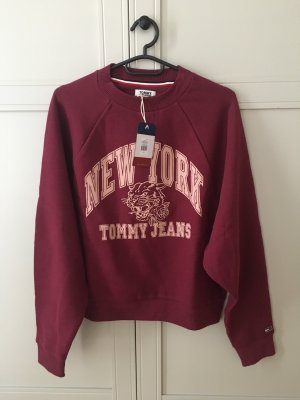 Tommy Hilfiger Sweat Shirt bordeaux