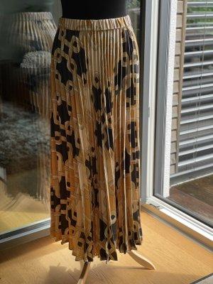 Plaid Skirt multicolored