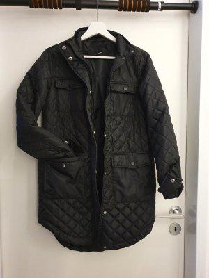 Vero Moda Abrigo acolchado negro