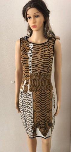 MARCCAIN Woolen Dress multicolored