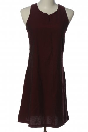 Angie A Line Dress red elegant