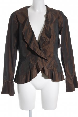 Angie Blouse Jacket bronze-colored elegant
