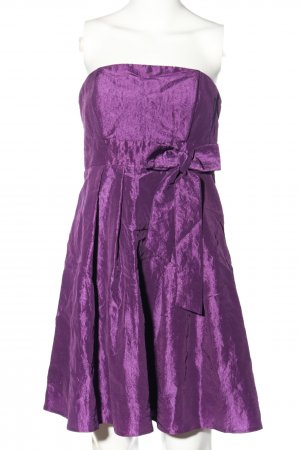 Angie Cocktail Dress lilac elegant