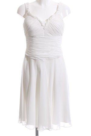 Angie Cocktail Dress white elegant