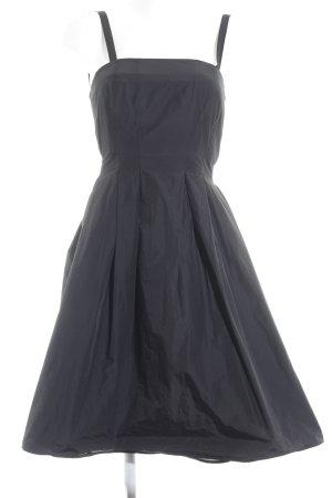 Angie Cocktailjurk zwart elegant