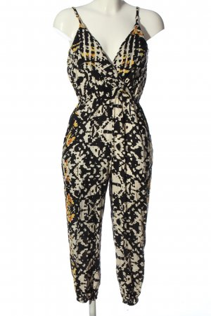 Angie Jumpsuit Allover-Druck Casual-Look