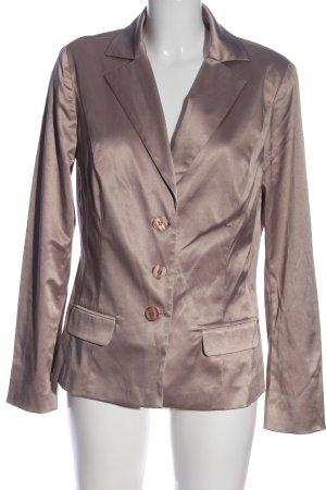 Angie Blazer court bronze style décontracté