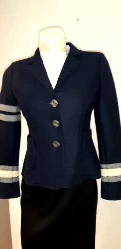 Angiemiller Traditional Jacket dark blue